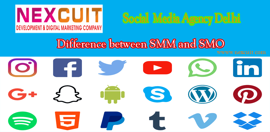 Difference between SMM and SMO