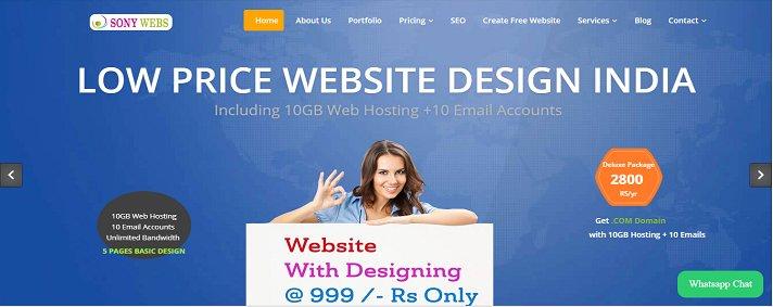 Web Development Services in Delhi