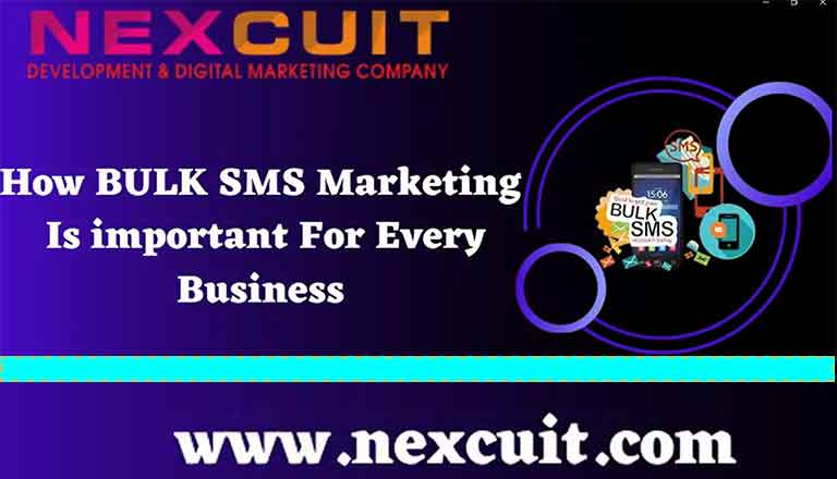 How BULK SMS Marketing Is important For Every Business