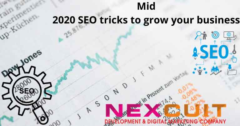 Mid 2020-2021 SEO tricks to grow your business