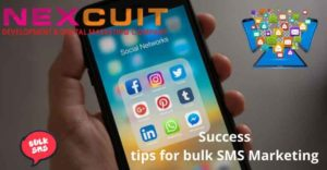 Success tips for bulk SMS Marketing
