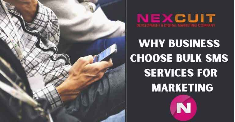 Why business choose bulk SMS services for marketing