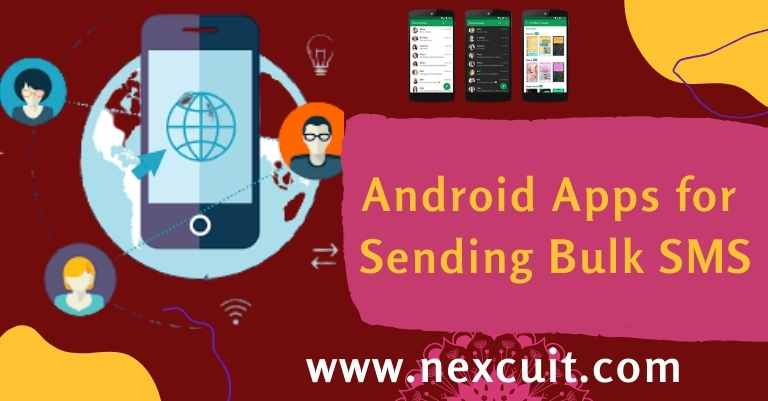 how to send bulk SMS using android phone for free