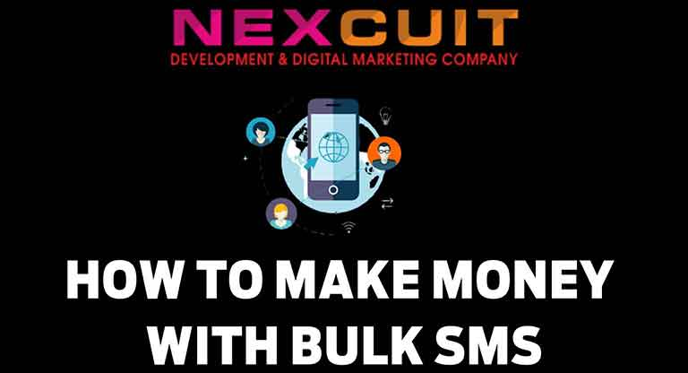 How to make money with bulk SMS