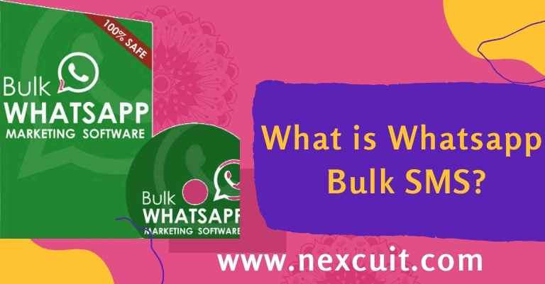 What is Whatsapp Bulk SMS