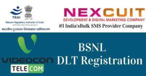 Videocon DLT Registration