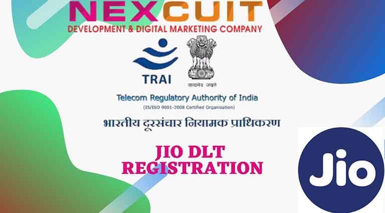 JIO DLT Registration