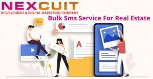 Bulk SMS Service for Real Estate