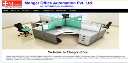 Monger office